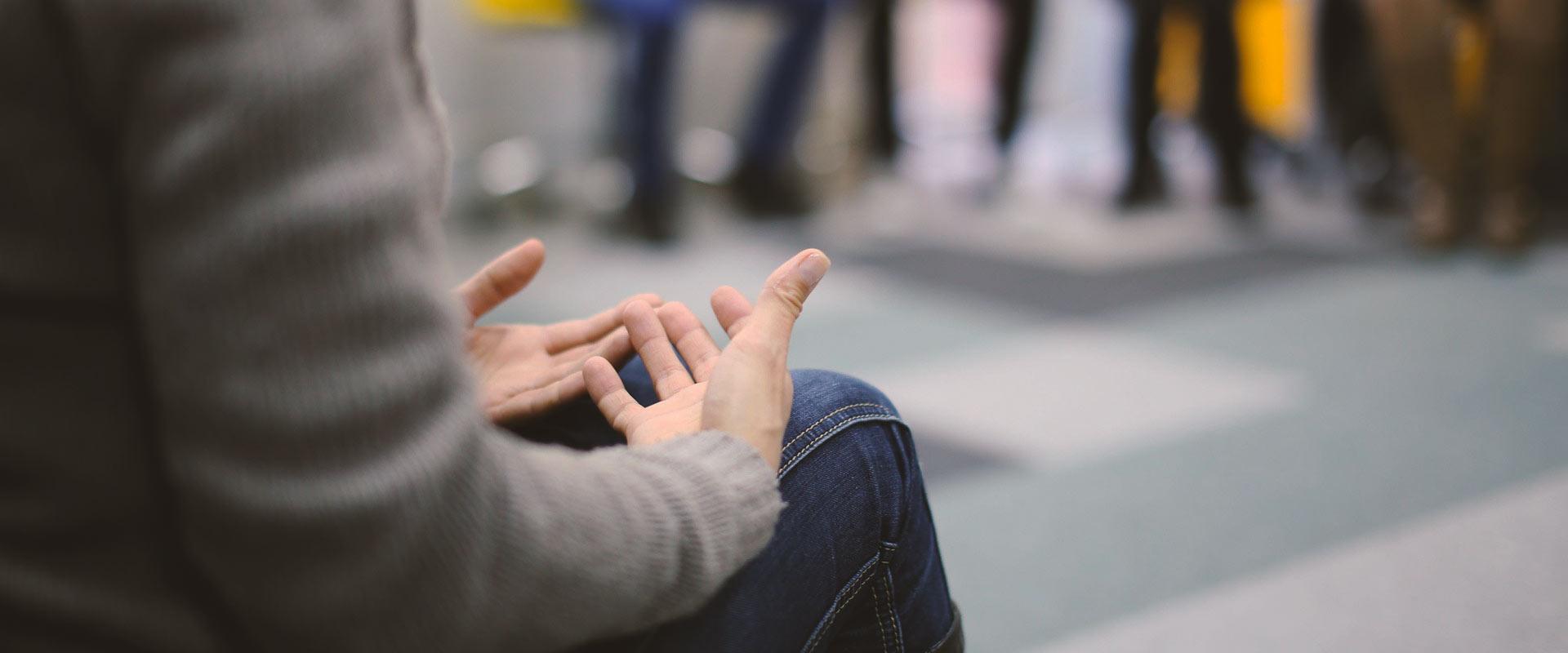 grupos para familias con personas con enfermedad mental